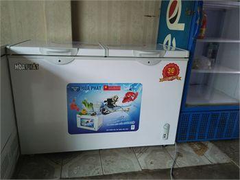 Tủ đông Hòa Phát 500 lít 1 ngăn đông